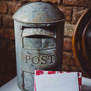 """Briefkasten """"Vintage"""""""