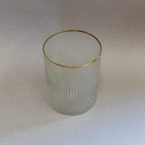 "Vase ""Goldrand"""