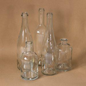 Flasche klar